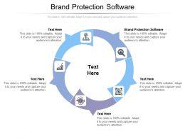Brand Protection Software Ppt Powerpoint Presentation Portfolio Slides Cpb