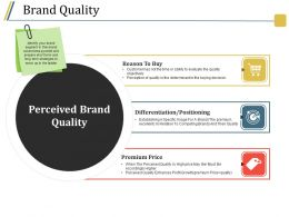 Brand Quality Ppt Background Designs