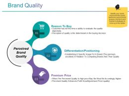 Brand Quality Ppt Sample Download