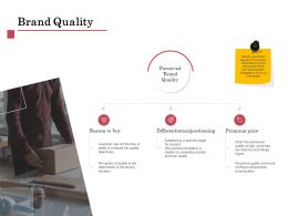 Brand Quality Price Ppt Powerpoint Presentation Inspiration Example