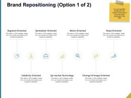 Brand Repositioning Market Ppt Powerpoint Presentation Rules