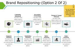 Brand Repositioning Powerpoint Slide Template