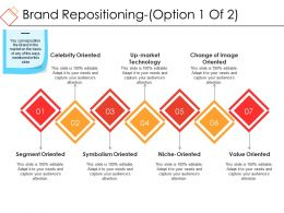 Brand Repositioning Powerpoint Slide Themes