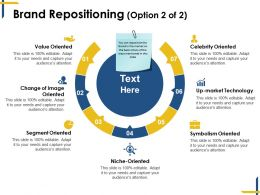 Brand Repositioning Ppt Example File