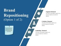 Brand Repositioning Ppt Samples Download Template 1
