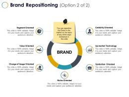 Brand Repositioning Technology B281 Ppt Powerpoint Presentation File Good