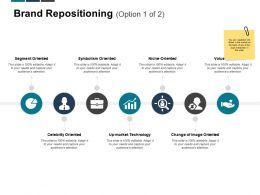 Brand Repositioning Technology Marketing Ppt Powerpoint Presentation Deck