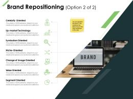 Brand Repositioning Technology Symbolism Ppt Powerpoint Presentation File Portfolio