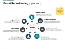 Brand Repositioning Value Oriented Segment Ppt Powerpoint Presentation Template