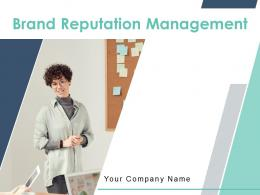 Brand Reputation Management Powerpoint Presentation Slides
