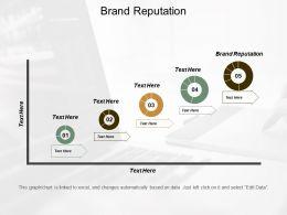 Brand Reputation Ppt Powerpoint Presentation File Graphics Design Cpb