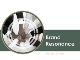 Brand Resonance Powerpoint Presentation Slides