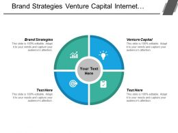 Brand Strategies Venture Capital Internet Marketing Financial Forecasting Cpb