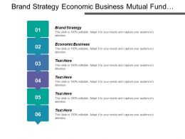 Brand Strategy Economic Business Mutual Fund Management Corporate Liquidity Cpb