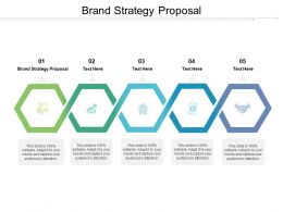 Brand Strategy Proposal Ppt Powerpoint Presentation Summary Inspiration Cpb