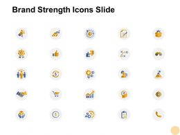 Brand Strength Icons Slide Soical Portfolio Ppt Powerpoint Presentation Pictures Guide