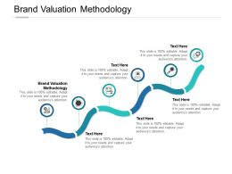 Brand Valuation Methodology Ppt Powerpoint Presentation Infographic Cpb