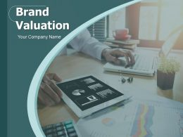 Brand Valuation Powerpoint Presentation Slides