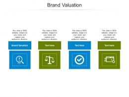 Brand Valuation Ppt Powerpoint Presentation Portfolio Examples Cpb