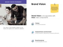 Brand Vision Environment Ppt Powerpoint Presentation Summary