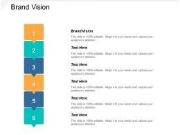 Brand Vision Ppt Powerpoint Presentation File Images Cpb