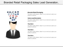 Branded Retail Packaging Sales Lead Generation Competitive Intelligence
