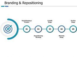 Branding And Repositioning Decline Stage Ppt Portfolio Slide Portrait