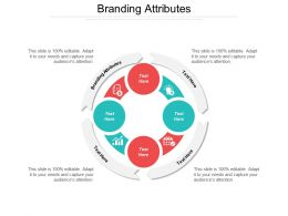 Branding Attributes Ppt Powerpoint Presentation File Show Cpb
