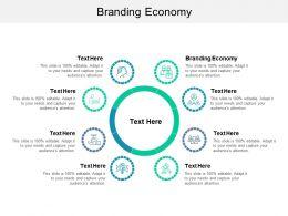 Branding Economy Ppt Powerpoint Presentation Outline Infographics Cpb