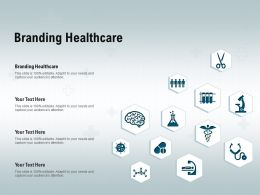 Branding Healthcare Ppt Powerpoint Presentation Outline Inspiration