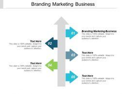 Branding Marketing Business Ppt Powerpoint Presentation Visual Aids Inspiration Cpb