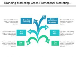 Branding Marketing Cross Promotional Marketing Web Development Business Model Cpb