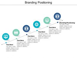 Branding Positioning Ppt Powerpoint Presentation File Model Cpb