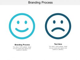 Branding Process Ppt Powerpoint Presentation File Slide Download Cpb