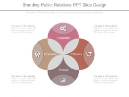 Branding Public Relations Ppt Slide Design