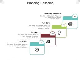 Branding Research Ppt Powerpoint Presentation File Visuals Cpb