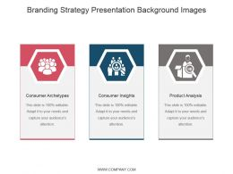 Branding Strategy Presentation Background Images