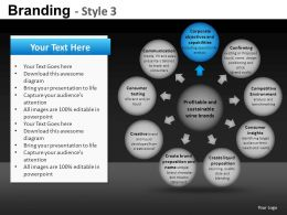 Branding Style 3 Powerpoint Presentation Slides DB