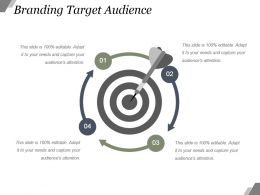 Branding Target Audience Powerpoint Images