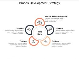 Brands Development Strategy Ppt Powerpoint Presentation Model Format Cpb