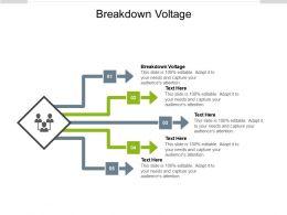 Breakdown Voltage Ppt Powerpoint Presentation Professional Skills Cpb