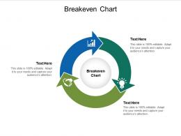 Breakeven Chart Ppt Powerpoint Presentation Infographics Elements Cpb