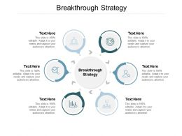 Breakthrough Strategy Ppt Powerpoint Presentation Visual Aids Deck Cpb