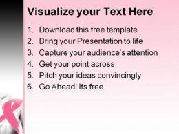 Breastcancer01 1009  Presentation Themes and Graphics Slide03