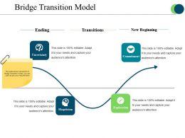 Bridge Transition Model Sample Ppt Presentation