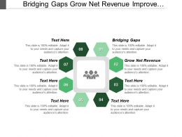 Bridging Gaps Grow Net Revenue Improve Learning Infrastructure Cpb