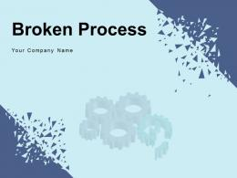 Broken Process Business Strategy Organization Operations Implement