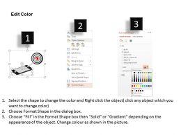 28021778 Style Essentials 2 Our Goals 2 Piece Powerpoint Presentation Diagram Infographic Slide