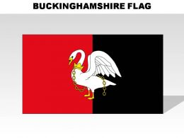 Buckinghamshire Country Powerpoint Flags