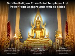 Buddha Religion Powerpoint Templates With All Slides Ppt Powerpoint